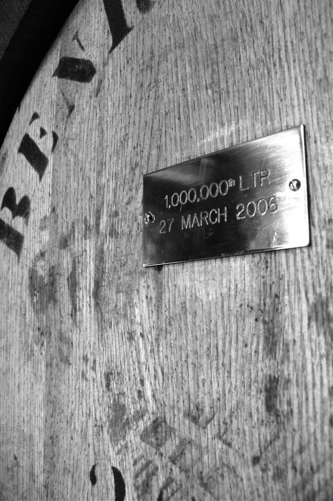 Benromach 1mil litre