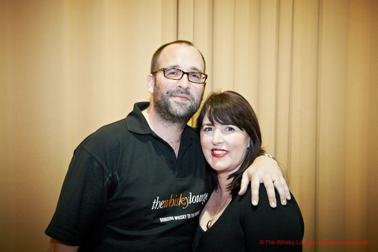 Eddie and Amanda Ludlow