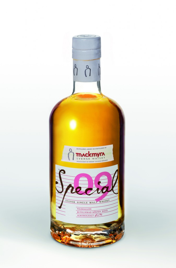 The Special '09 release from Swedish distillery Mackmyra