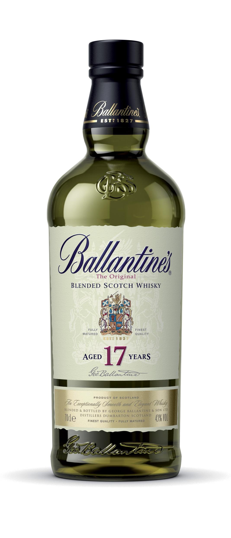 Ballantine's17YO