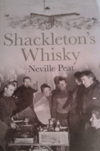 Shackleton Whisky book