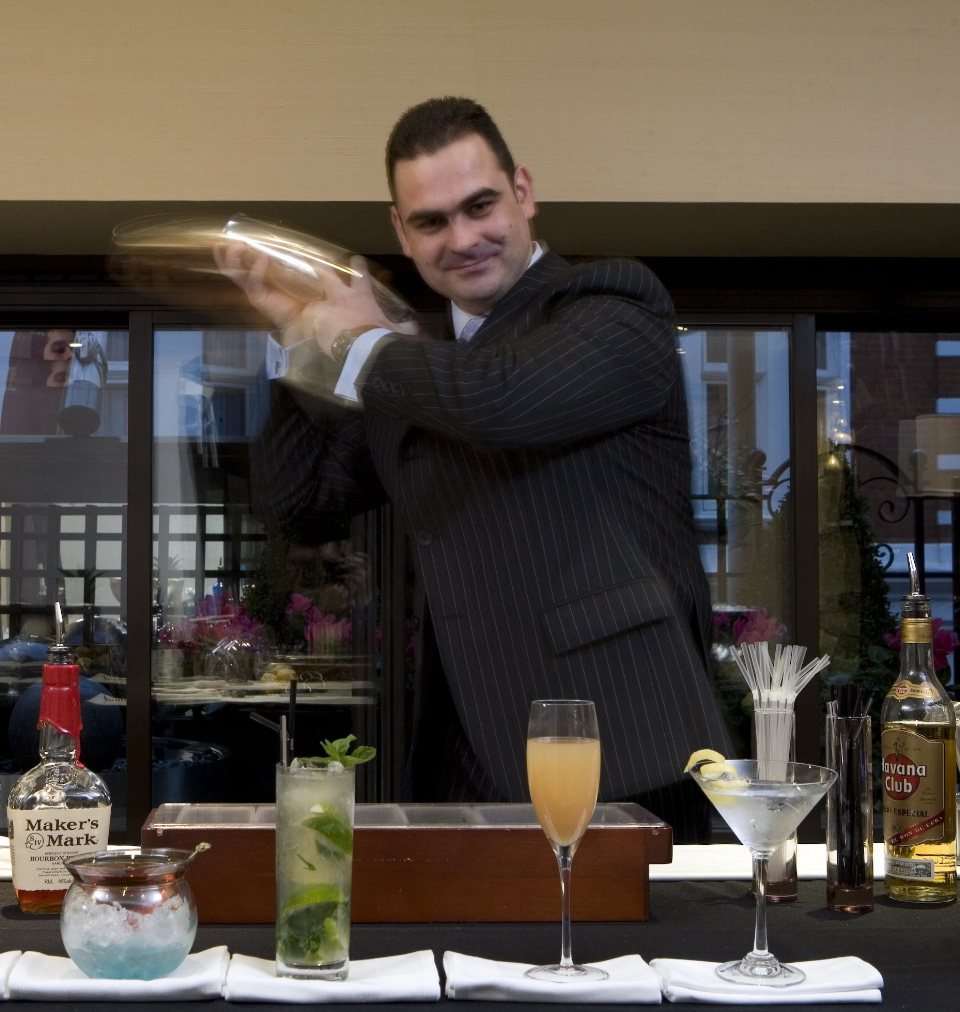 Cesar De Silva - Cocktail Masterclass