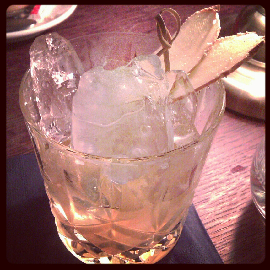 Cocktail at Bincho