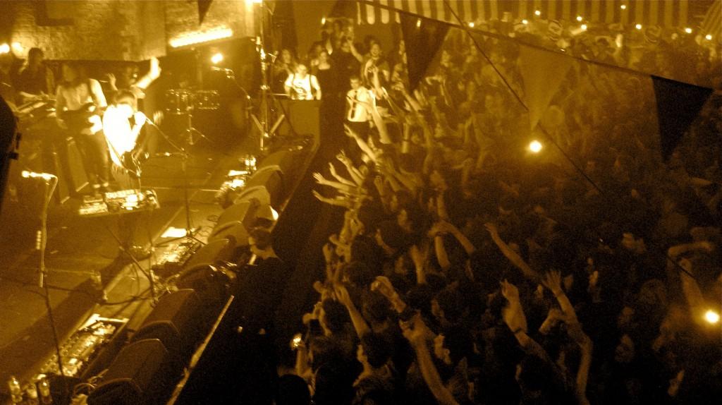 Jameson Live concert