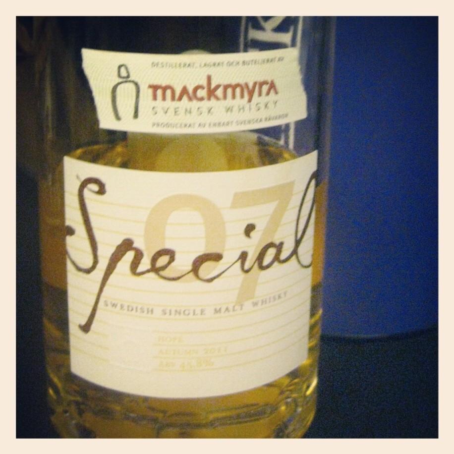 Mackmyra Whisky Live