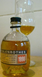 Glenrothes 1998 sample
