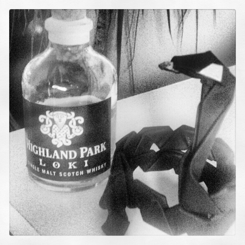 Highland Park Loki Whisky