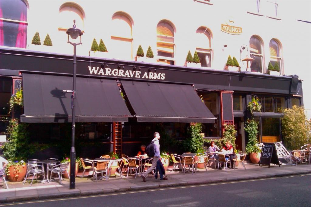 Wargrave Arms Marylebone
