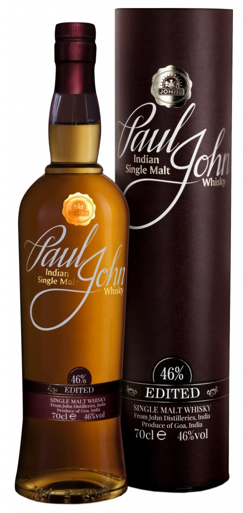 Paul John Edited Indian Single Malt Whisky