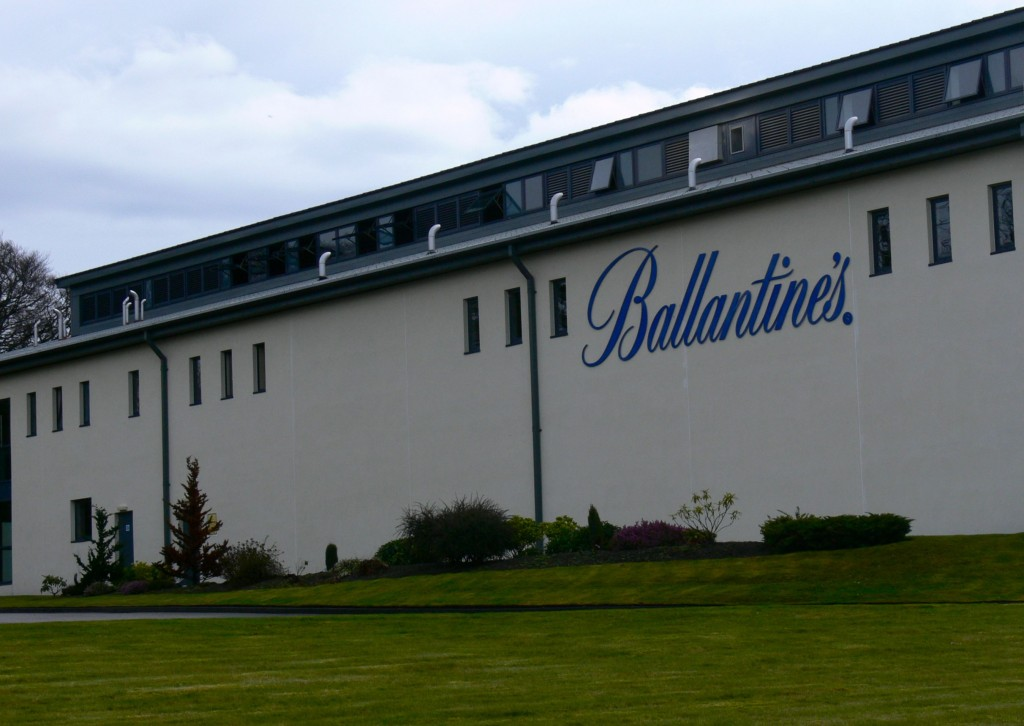 Ballantine's and Glenburgie