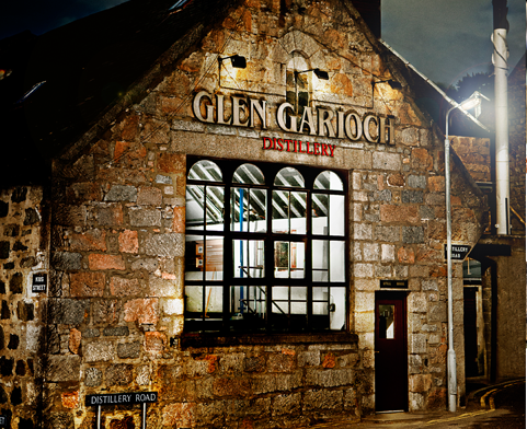 Glen Garioch distillery pictures