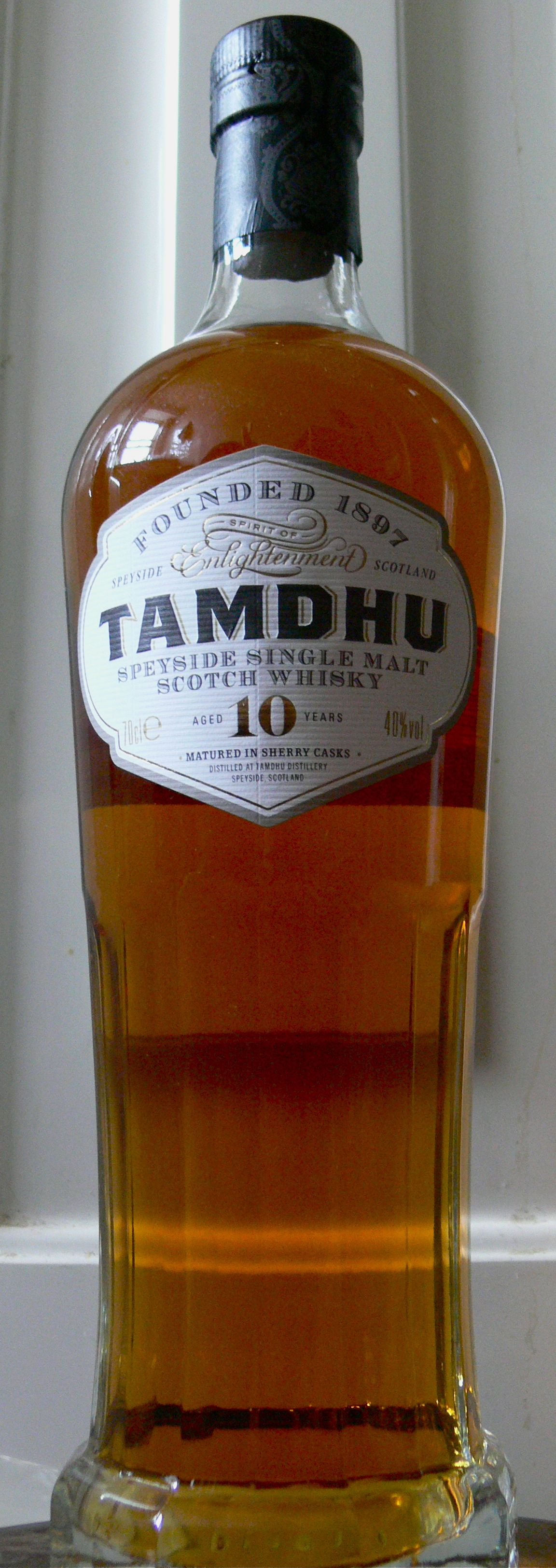 Tamdhu Single malt whisky