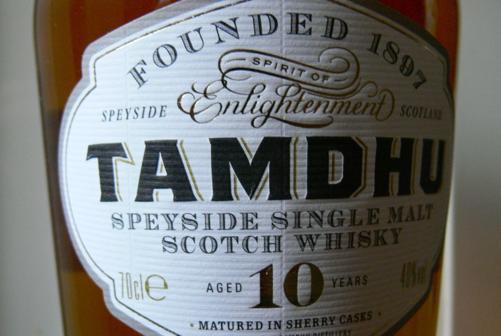 Tamdhu 10 year old single malt