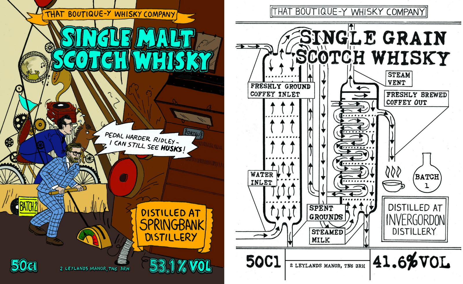 That Boutique-y Whisky Co Master of Malt