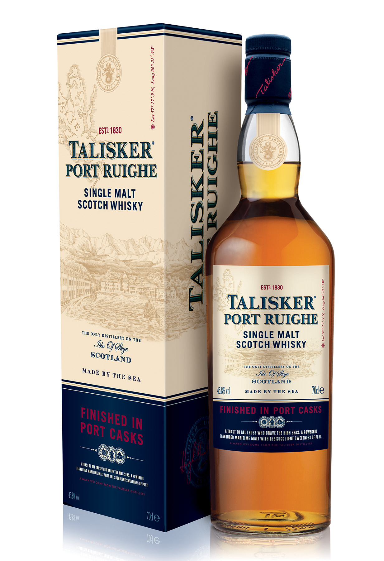 Talisker Port Ruighe whisky Diageo
