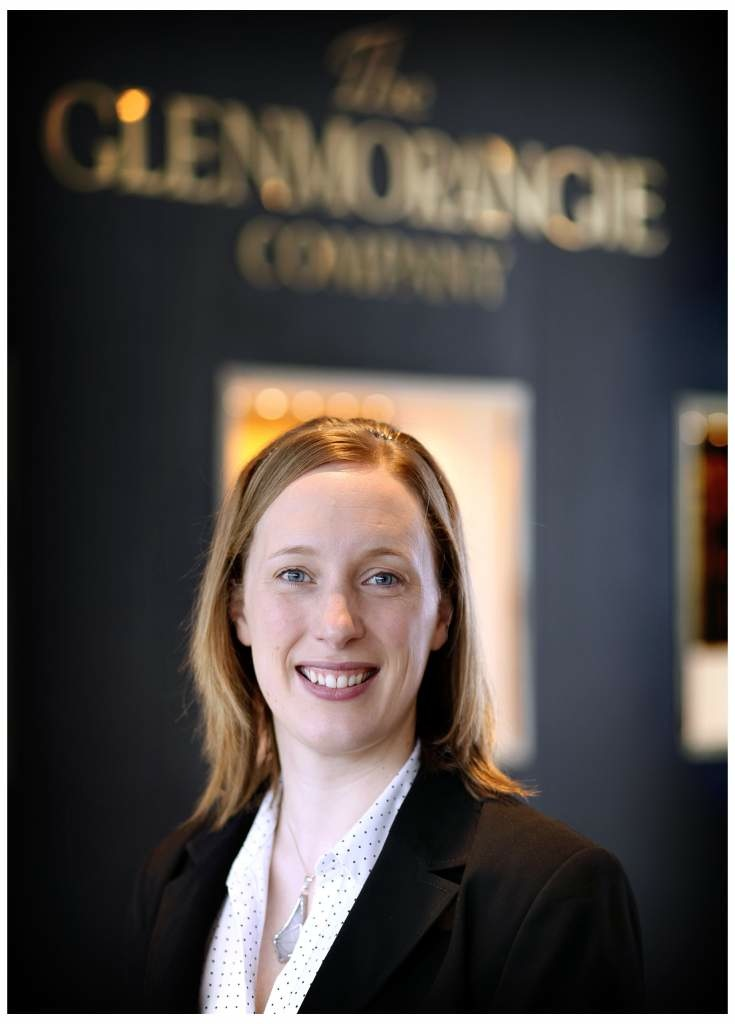 Gillian Macdonald head of whisky analytics at Glenmorangie