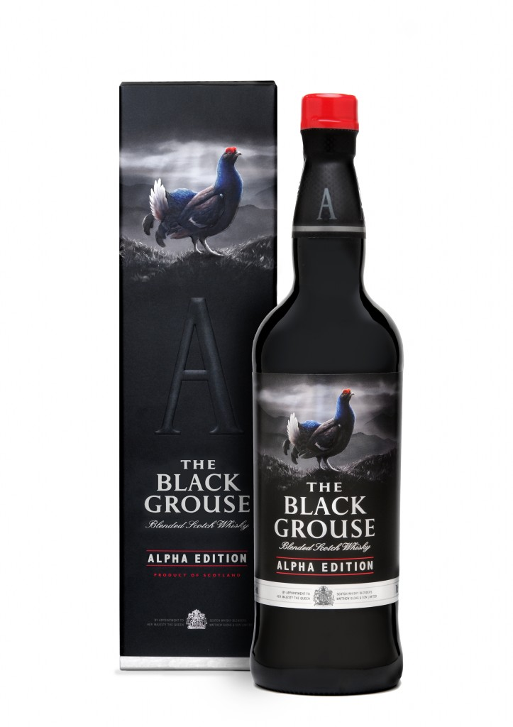 The Black Grouse Alpha by Famous Grouse