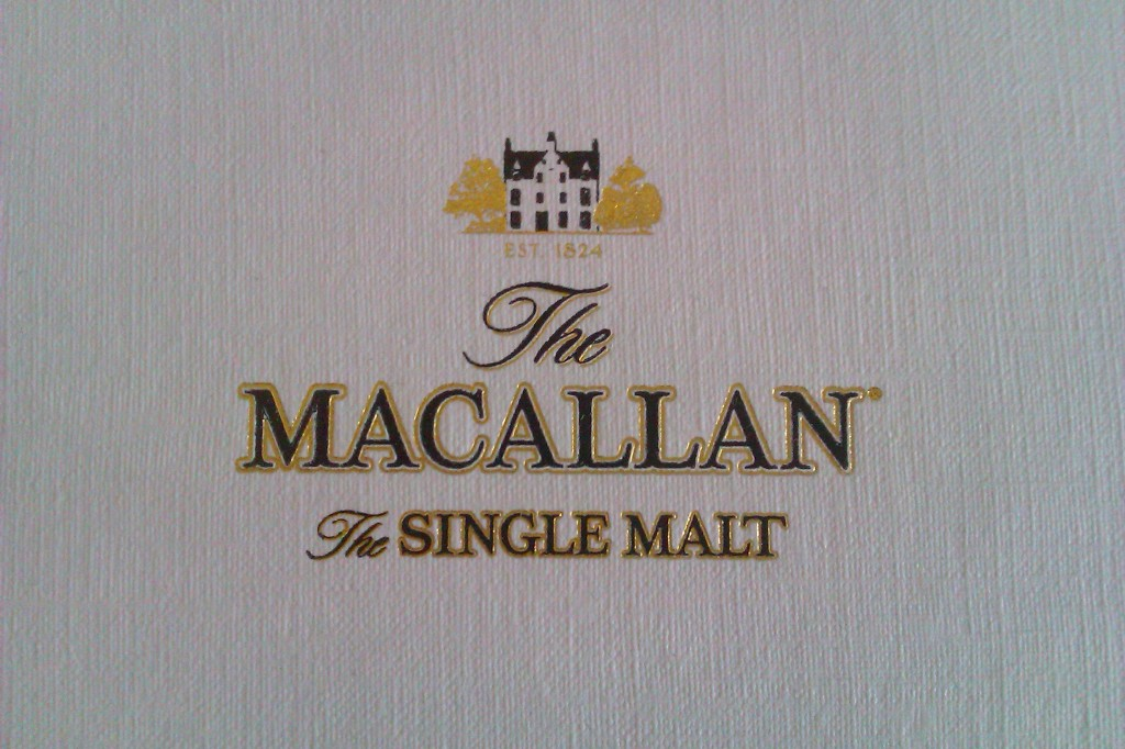 Logo of The Macallan Single Malt
