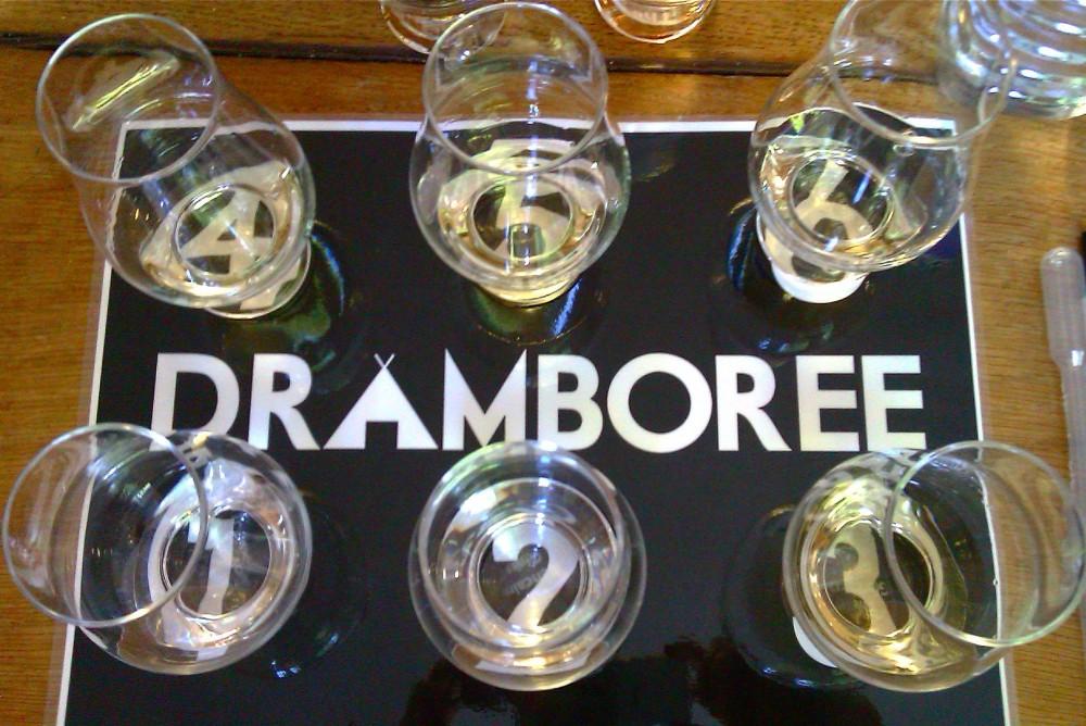 Dramboree Tasting Mat