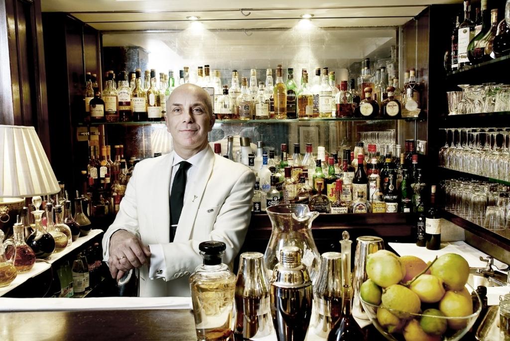 Alessandro Palazzi, Dukes Bar London