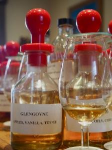 Glengoyne samples