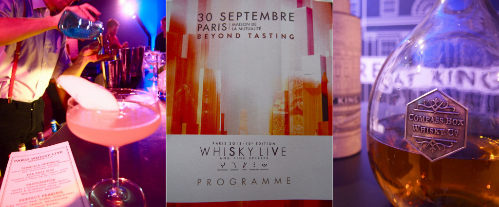 Whisky Live Paris Part 2 Banner
