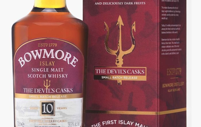 Island Reviews: HP 40 & Bowmore Devil's Casks