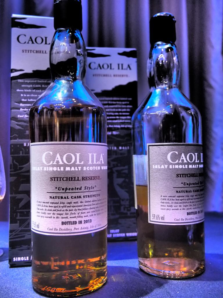Caol Ila Diageo Special Releases 2013