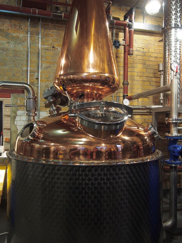 Matilda Whisky Still TLDC