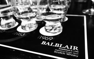 Balblair Tasting 2013 Vintages