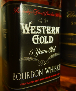 Western Gold Kentucky Bourbon