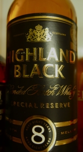 Highland Black 8