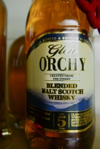 Glen Orchy 5yo whisky