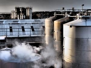 Girvan distillery