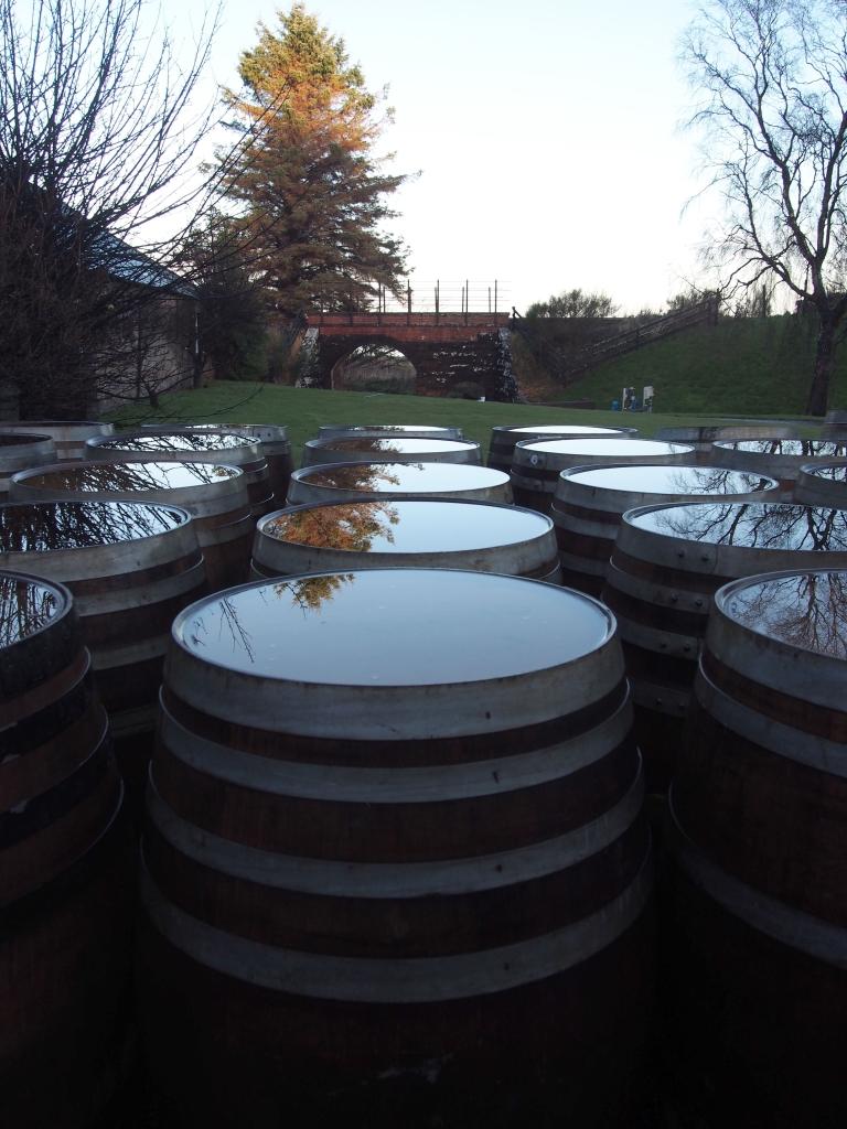 Glenmorangie casks