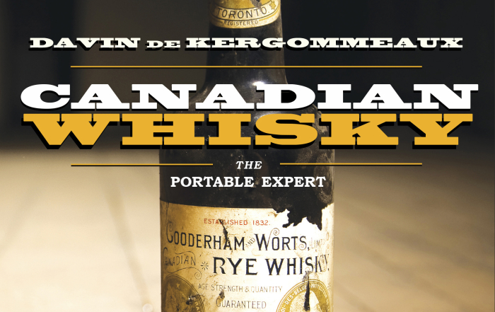 Book Review: Canadian Whisky – The Portable Expert