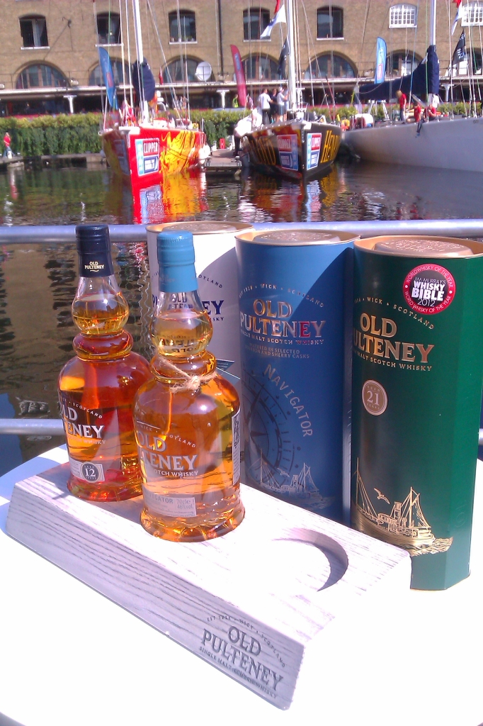 Old Pulteney Summer