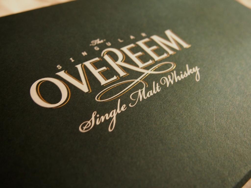 Overeem Whisky