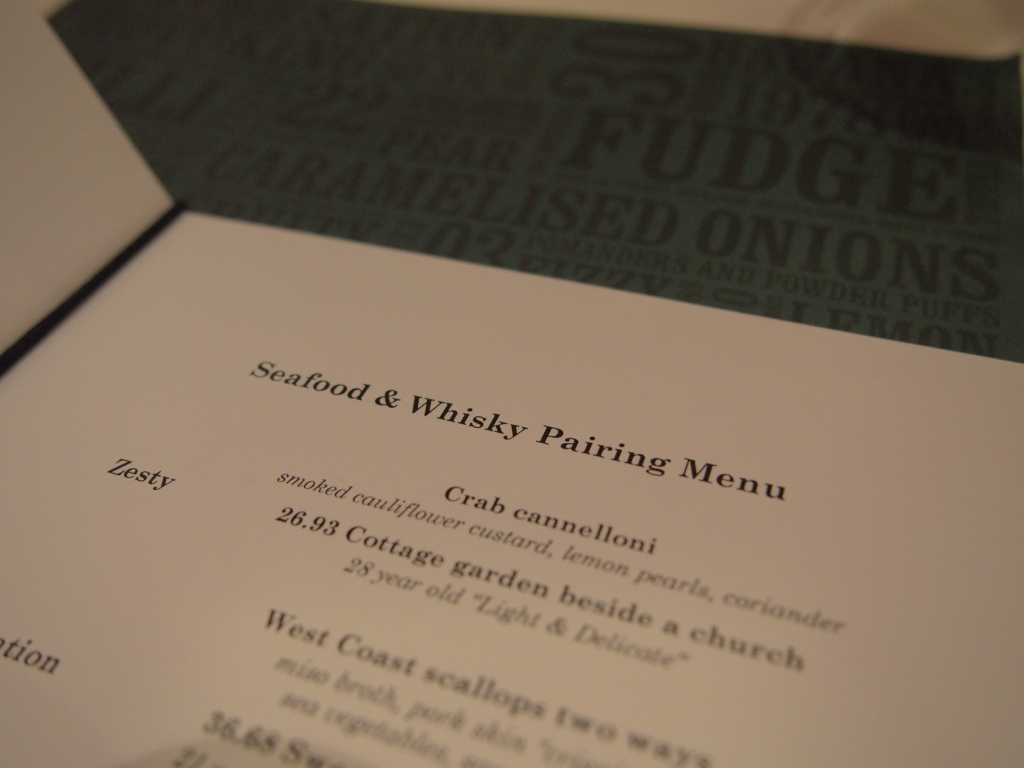 Seafood Scotland event SMWS