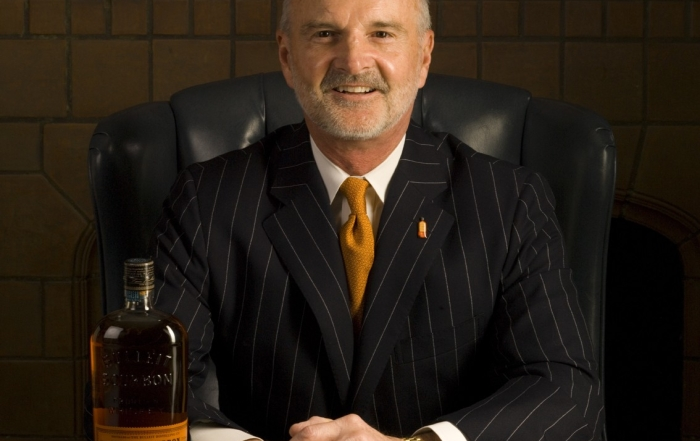 Tom Bulleit on bourbon, family and a life on the road