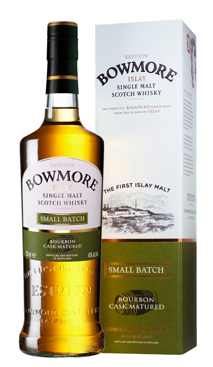 Bowmore Competition: Win a bottle of Small Batch!