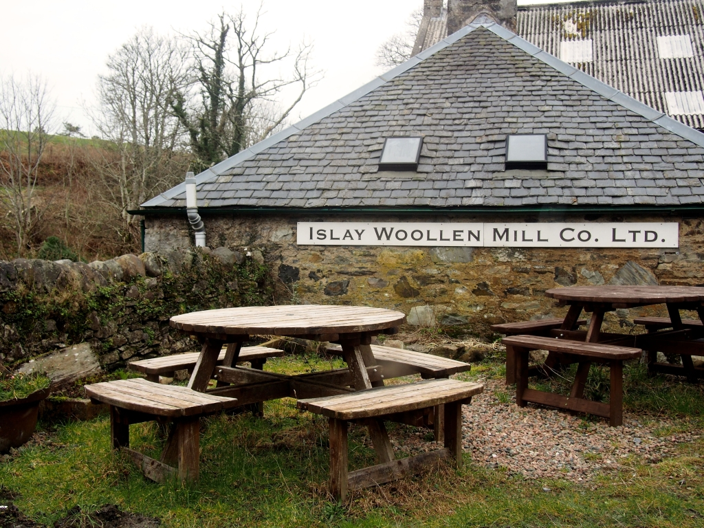 Islay Wollen Mill