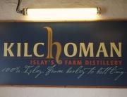 Kilchoman sign