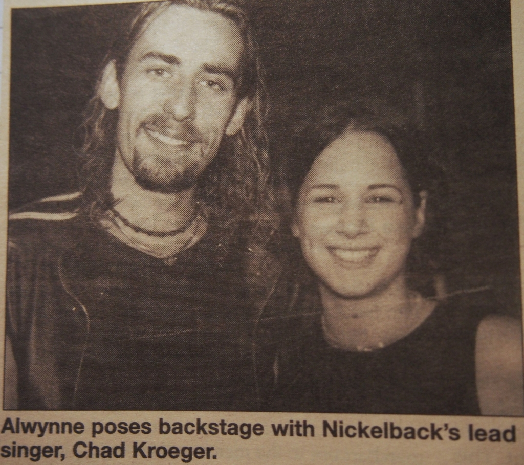 Nickelback Miss Whisky