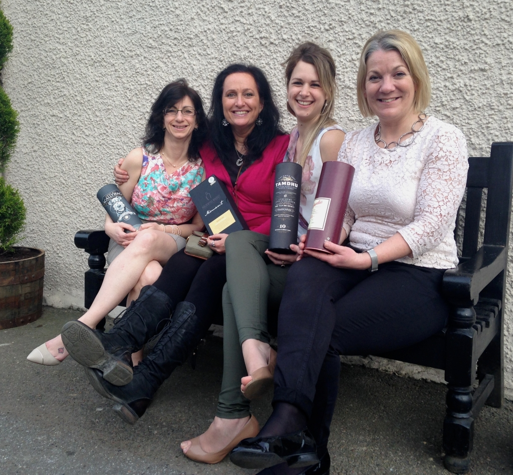Some fellow 'Whisky Women'