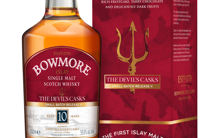 The Sign of the Devil: Bowmore Devil's Cask II