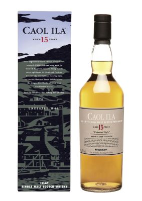 Caol Ila 15 Special Releases