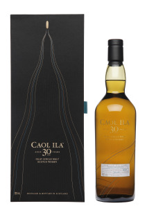 Caol Ila30 bottle&box