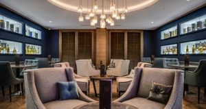 Whisky Lounge Hilton Metropole