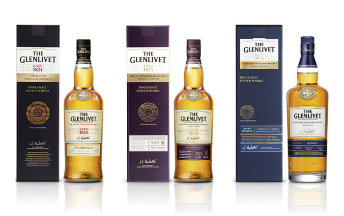 The Glenlivet: Master Distiller's Reserve